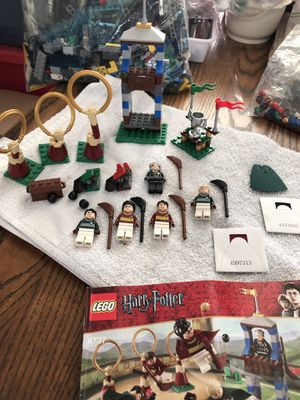 LEGO Harry Potter # 4737 - pre owned 100% complete for Sale in Lakeside, CA