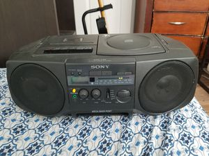 sony cfd v30 boombox for Sale in Hayward, CA