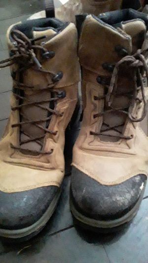 Working boots for Sale in Dallas, TX