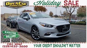 2018 Mazda Mazda3 4-Door for Sale in Fresno , CA