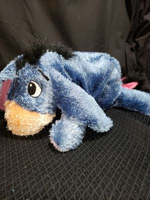 "Fisher price 2002 Eeyore 18"" plush chenille . for Sale in Zanesville, OH"