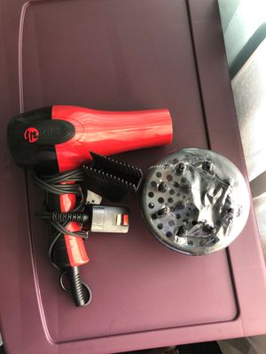 Blow Dryer & Accessories for Sale in Columbia, SC