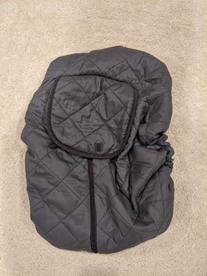 Car seat cover for winter for Sale in Redmond, WA