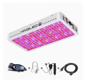 King Plus 3000W LED Grow Light Full Spectrum for Greenhouse and Indoor Plant Veg and Flower (Dual-Chip 10w LEDs) for Sale in Los Angeles, CA