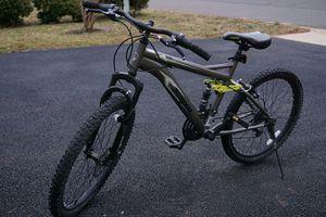 Full Suspension Mountain Bike - Mongoose for Sale in Manassas, VA