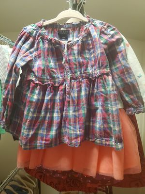 Toddler Girl Peplum Shirt for Sale in San Diego, CA