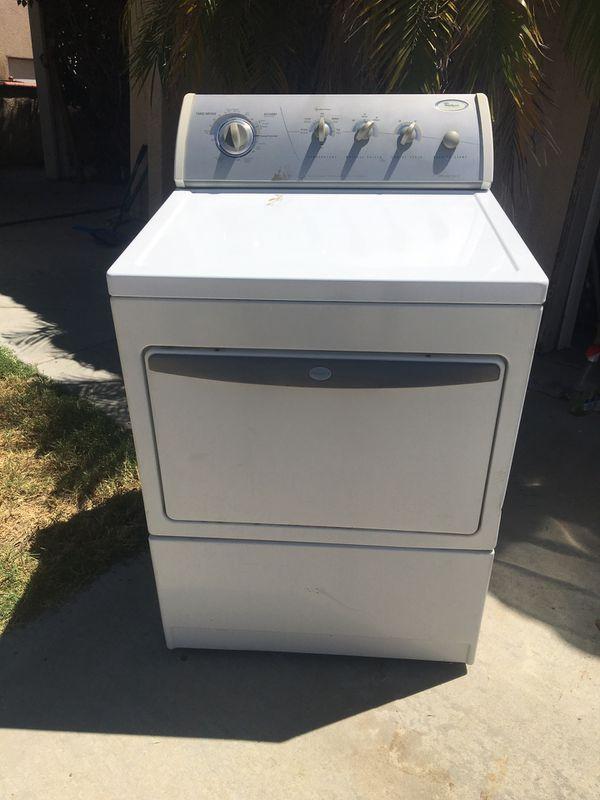 Whirlpool Gold Ultimate Care II Electric Dryer