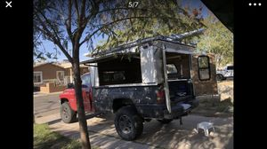 Camper shell for Sale in Guadalupe, AZ