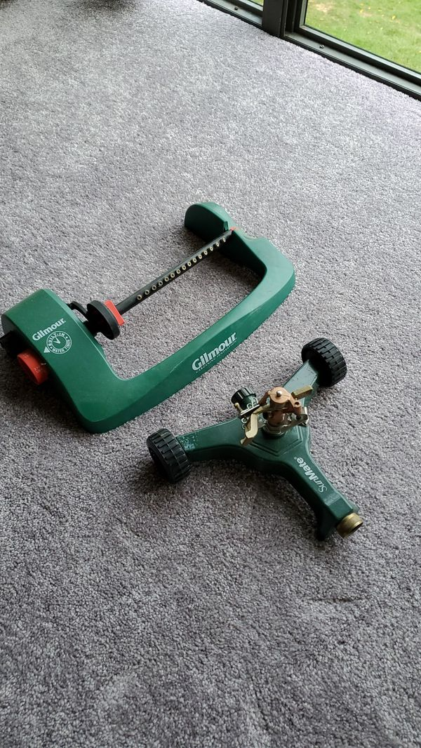 Gilmour Sprinkler/Watering Pieces