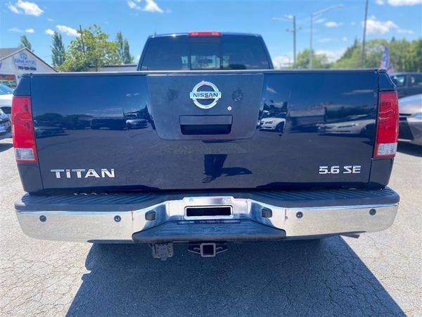 2009 Nissan Titan