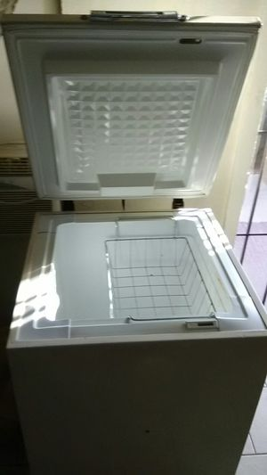 Small-size freezer good condition for Sale in Laredo, TX