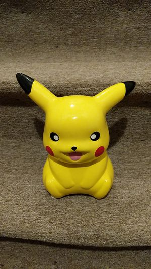 Pokemon coin bank for Sale in Cleveland, OH