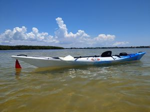 RTM Disco Kayak with Seat & Paddle for Sale in Clearwater, FL