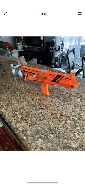 Nerf N-Stike Accustrike Series RaptorStrike Sniper Rifle dart gun toy c-031g Mag for Sale in Davie, FL
