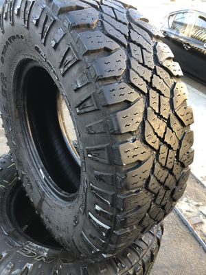 265/75R16 GoodYear Tires (4 for $340) for Sale in Norwalk, CA