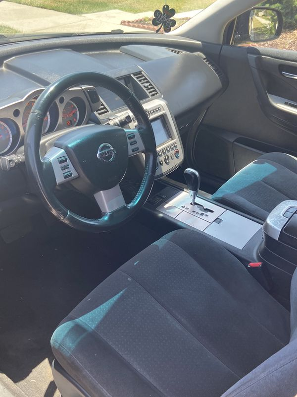 2006 Nissan Murano SL ( Transmission Recently Rebuilt)