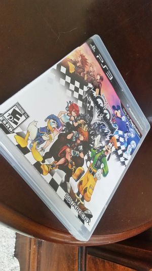 PS3 game KINGDOM HEARTS for Sale in Everett, WA