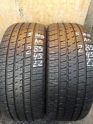 285/45-22 #2 tires for Sale in Alexandria, VA