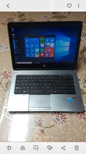 hp probook 640g1 business grade laptop fast i5 excellent condition for Sale in Baltimore, MD
