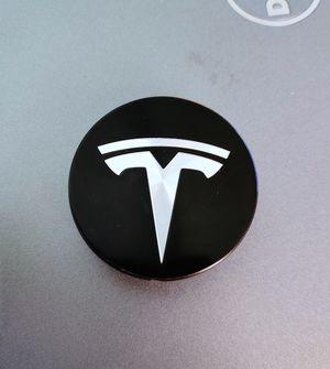 Tesla Model 3 Center Cap Kit for Aero Rims for Sale in Glendale, AZ