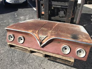 1961 CHEVROLET IMPALA TRUNK LID DECK 61 SS for Sale in Hialeah, FL
