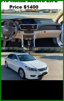 ֆ14OO Honda Accord EX-L for Sale in Montgomery,  AL