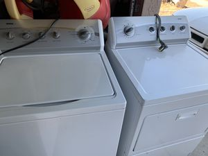 Kenmore washer and dryer!! for Sale in El Paso, TX
