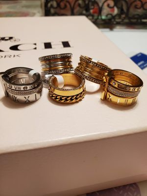 Rings for Sale in E RNCHO DMNGZ, CA