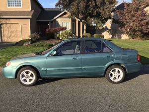 2002 Mazda Protege for Sale in Bothell, WA