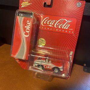 Coke Dodge 1968 Van Coke Coca Cola Die Cast Car for Sale in Tustin, CA