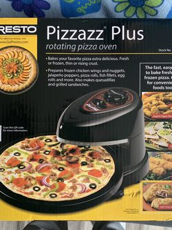 Pizzazz PLUS Rotating Pizza Oven for Sale in Tallahassee,  FL