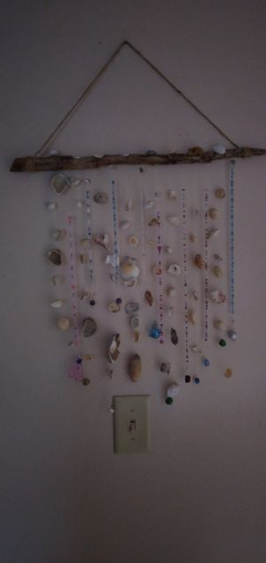 Sea shell and beads wind chimes for Sale in New Port Richey, FL