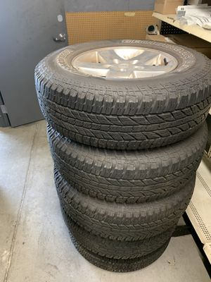 Jeep Wheels set for Sale in Hanover, PA