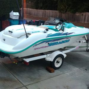 Sea Doo Sportster for Sale in Vancouver, WA