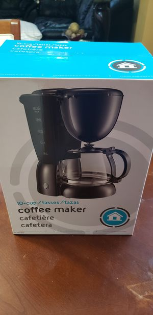 Coffee maker for Sale in HOFFMAN EST, IL