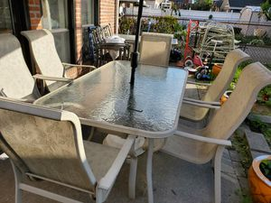Patio set for Sale in Queens, NY