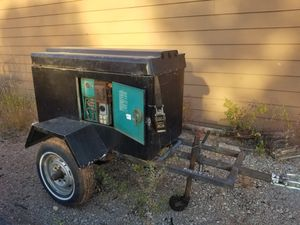 Onan Generator Trailer. for Sale in Oklahoma City, OK