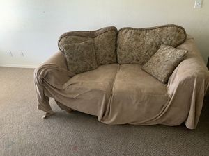 Free couches for Sale in Visalia, CA