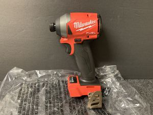 NEW! M18 FUEL 18-Volt Brushless 1/4 in. Hex Impact Driver (Tool-Only) for Sale in National City, CA
