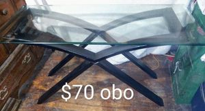 Table/ tv stand for Sale in Wellington, KS