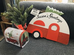Christmas camper decor for Sale in Moreno Valley, CA