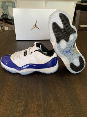 Women's Jordan 11 retro low concord size 9 New for Sale in Chula Vista, CA