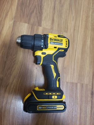 Dewalt 1/2 drill brushless with battery for Sale in Laurel, MD