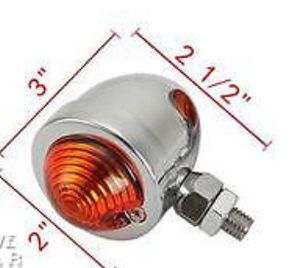 Motorcycle turn signal lights for Sale in Laredo, TX