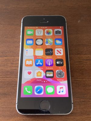 iPhone se 32gb factory unlocked for Sale in West Valley City, UT