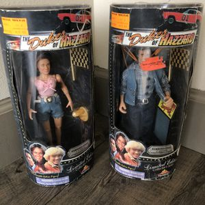 Vintage Dukes of Hazzard Dolls for Sale in Carrollton, TX