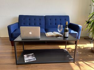 Couch and a coffee table for Sale in Los Angeles, CA