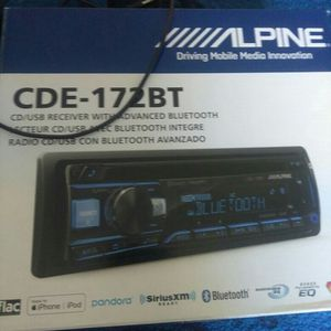 Alpine Bluetooth CD Player for Sale in San Leandro, CA