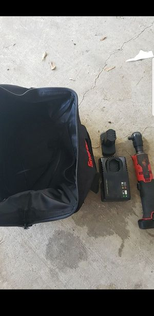 Snap on 3/8 cordless impact and bag for Sale in Sterlington, LA