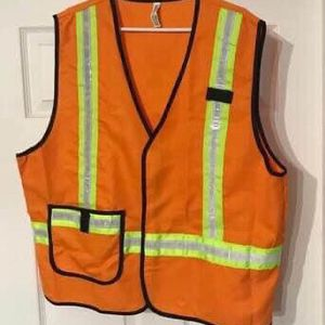 Emergency Vest Adult One Size Fits Most just $3 for Sale in Port St. Lucie, FL